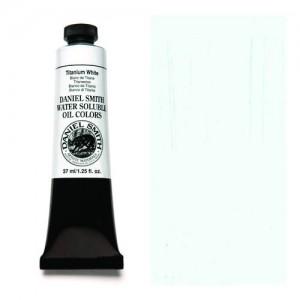 Daniel Smith, Huile hydrosoluble Blanc de Titane #284390002