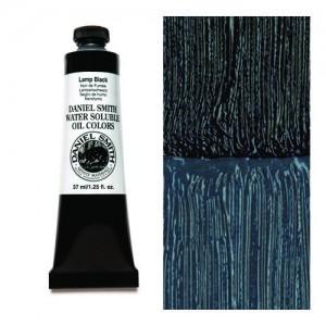 Daniel Smith, Huile hydrosoluble Noir de Fumée #284390013