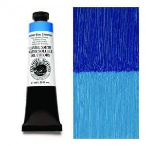 Daniel Smith, Huile hydrosoluble Bleu Céruléen Chrome #284390021