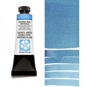 Daniel Smith, Aquarelle Extra Fine Bleu Céruléen Chrome #284600021