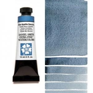 Daniel Smith,  Aquarelle Prima Tek Apatite Bleu Véritable #284600196