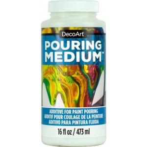 DecoArt Additif Pour Coulage de La Peinture 16oz DS135-16