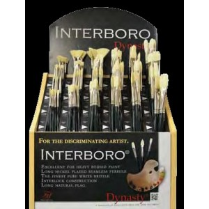 FM Brush, Pinceau  Interboro 1500B Bright 10 #10596