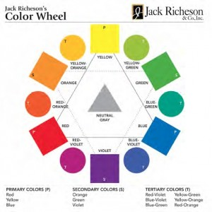 """Jack Richeson, Richeson Roue de Couleur XG, 19.25"""" #499970"""
