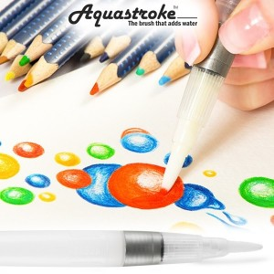 Aquastroke Stylo Aquarelle embout medium rond #69656