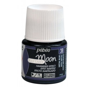 Pébéo, Moon Fantasy 45ml Bleu Métal #167038